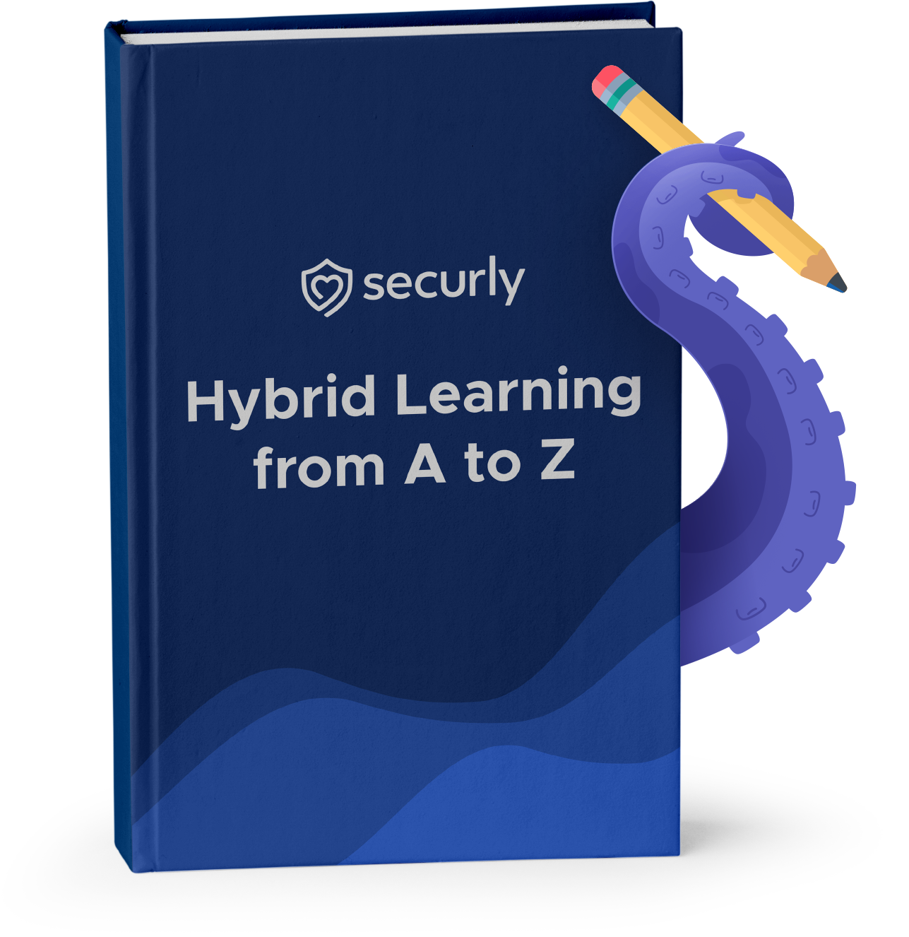 Securly-Hybrid-Learning-A-Z-Book-Cover